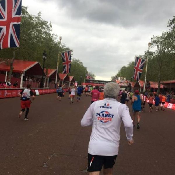 marathon Londres 3