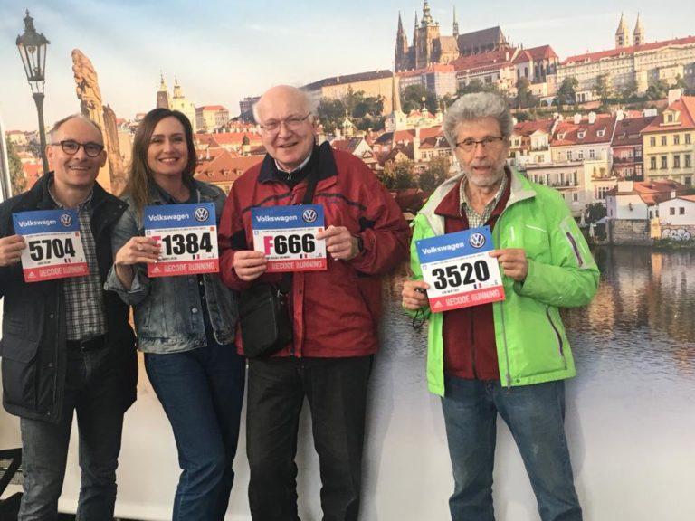 coureurs et avis du marathon de Prague