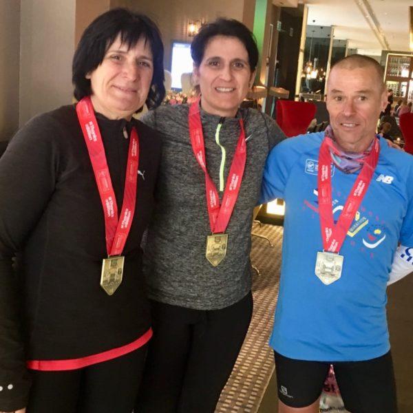 coureurs du marathon de Londres