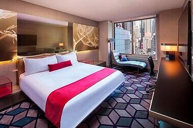 chambre hotel W Time Square