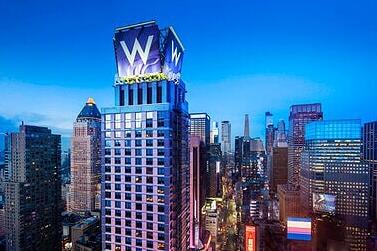 devanture W Time Square
