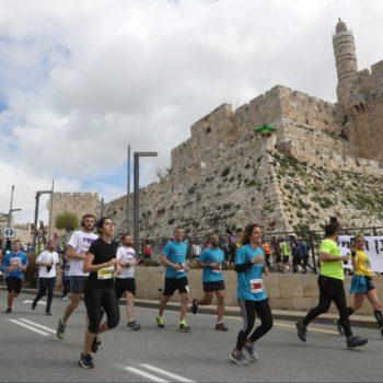 marathon de Jerusalem 2020