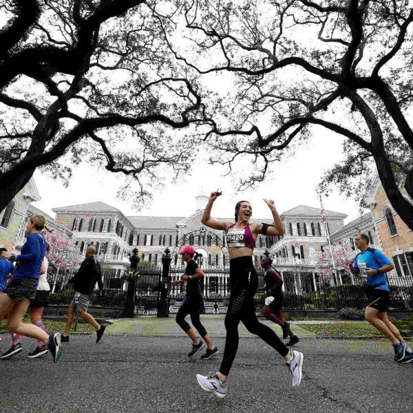 coureurs-marathon-nouvelle orleans
